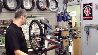 How to shift a 7/21 speed bicycle