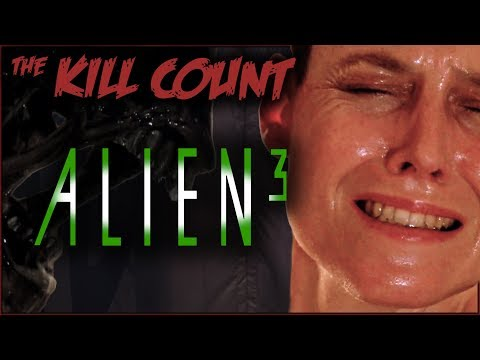 Alien 3 (1992) KILL COUNT