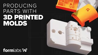 How to Use 3D Printed Injection Molds for Low-Volume Production