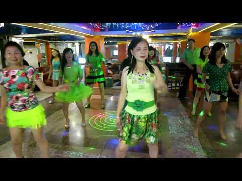 Senorita Bachata Line Dance(By Duma Kristina S & Mitha Primasari)