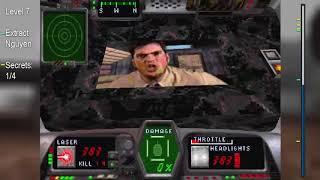 Gunmetal (Mad Genius, 1998) - Level 7 (Ghost Town) [60fps]