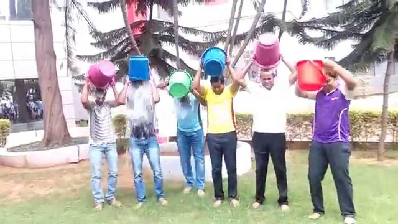 Datavail Bangalore Ice Bucket Challenge - YouTube