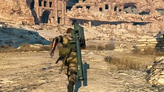 MGS5 - Ep.6: [Where do the Bees Sleep?] - No Traces / Perfect Stealth