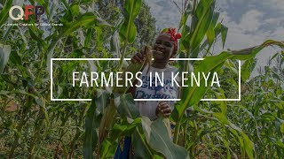 Making a difference for farmers in Kenya