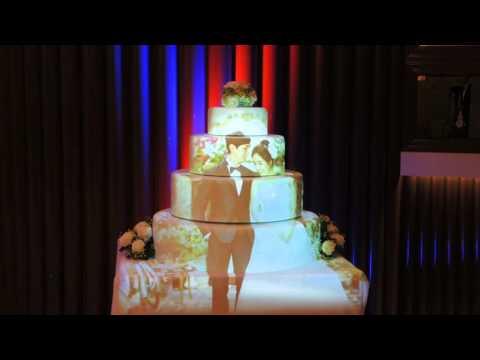 wedding cake projection legends by rdw youtube. Black Bedroom Furniture Sets. Home Design Ideas