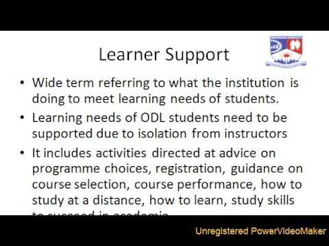 MU Experience on Learner SUPPORT AUDIO 07 26 10 16 wmv