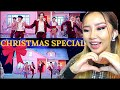 THIS CUTE VERSION! 🙈 BTS 'DYNAMITE' CHRISTMAS SPECIAL @ CDTV LIVE! | REACTION/REVIEW