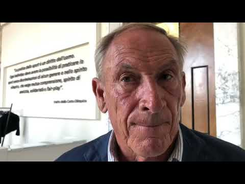 Zeman parla della Lazio e dell'arrivo di Sarri