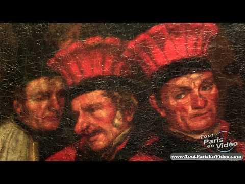 Musée d'Orsay, Courbet, D'ornan à l'Origine du Monde