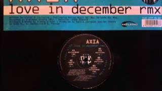 Axia - Love in December (Extended remix)