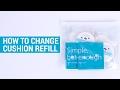 How to Change Cushion Refill | Klairs Mochi BB Cushion