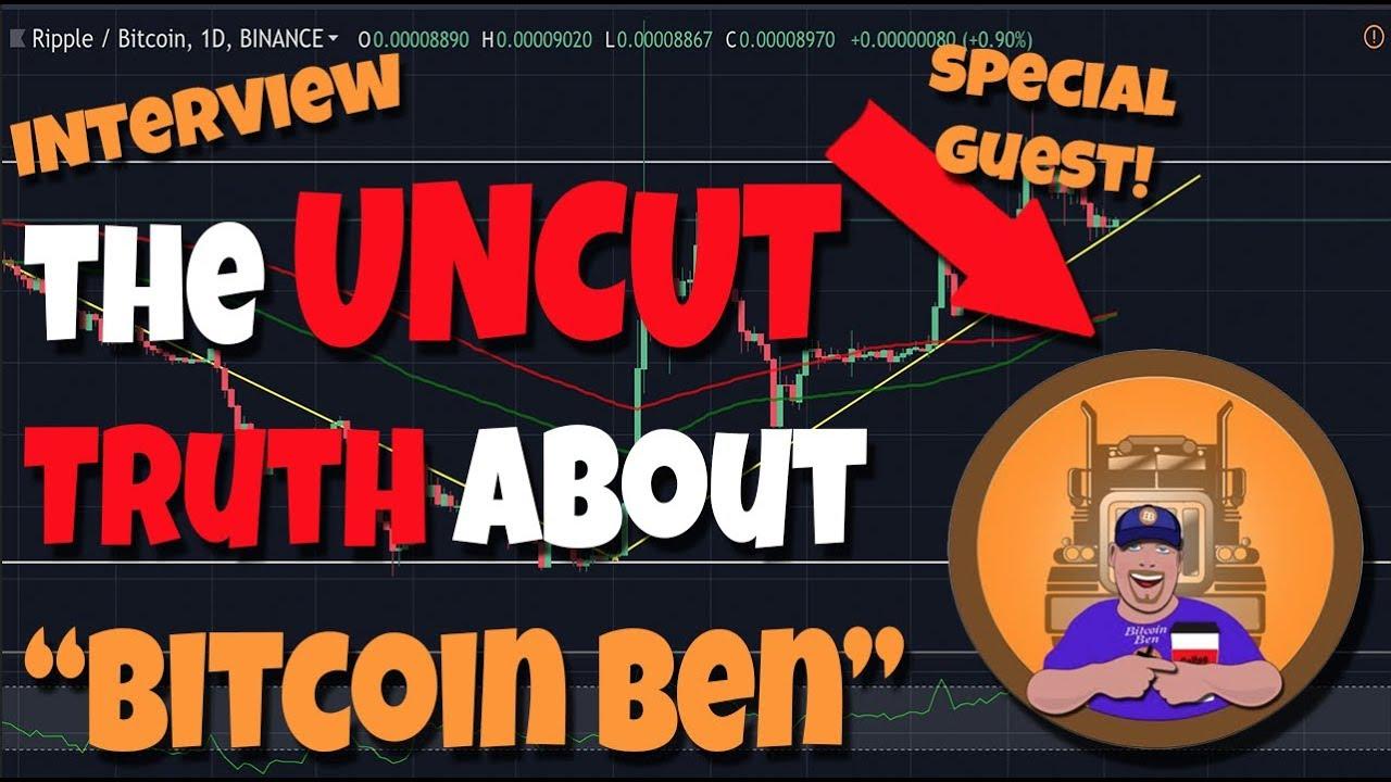 Litecoin Ben? The UNCUT Truth About Bitcoin Ben - Interview