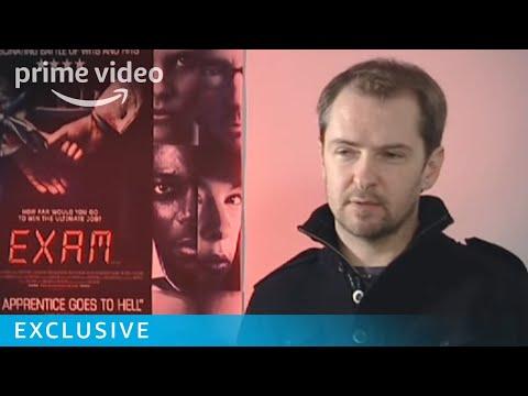 Britboys Jimi Mistry & Luke Mably make the grade  Exam  Amazon Prime Video
