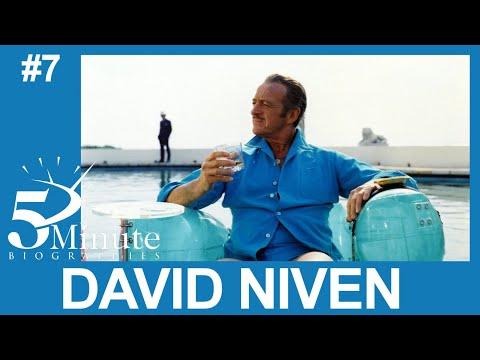 David Niven Biography