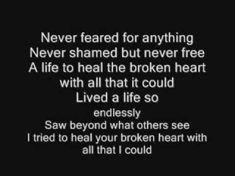 Avenged Sevenfold So far Away Lyrics