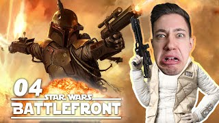 Boba (viel zu) FED | Star Wars Battlefront | feat. Sturmwaffel