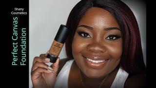 Shany Cosmetics Foundation Demo/First Impressions