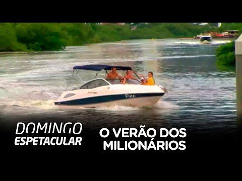 De aviões de luxo a apartamento com estacionamento para barcos: como é o verão dos milionários