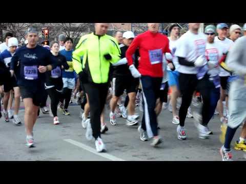 2010 Cowtown Run - 5k,half marathon, marathon, ultra - First Group
