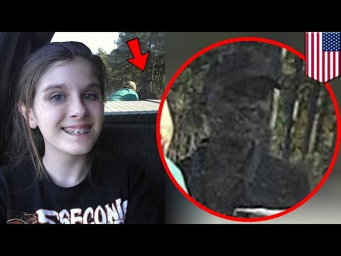 Thumbnail: Ghost photobombs: Ghost appears in Georgia teenager's selfie after fishing trip - TomoNews