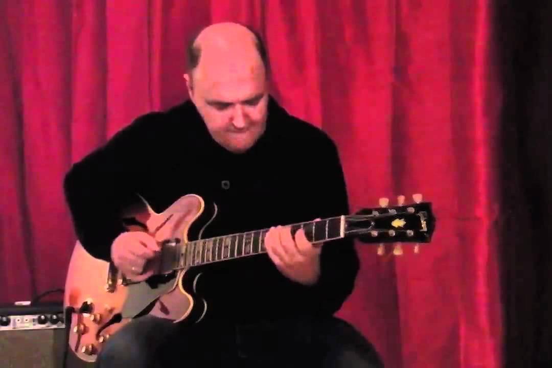 Round Midnight Peter O´Mara Jazz Guitar Chord Melody Arrangement ...