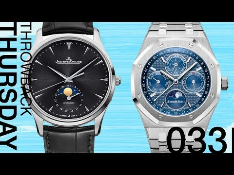 Throwback Thursday: Moon Phase Watch Suggestions