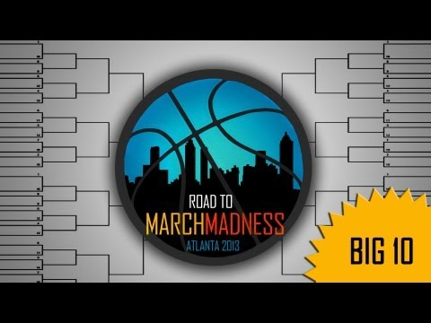 NCAA Basketball Picks: Big Ten Conference Tournament with Peter Loshak - NCAA Basketball Betting