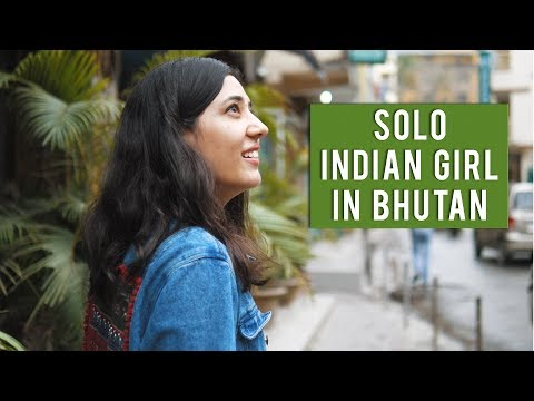 Solo Trip to Bhutan by Road | Phuntsholing | How to get a permit for Indians? | Bhutan Series Intro