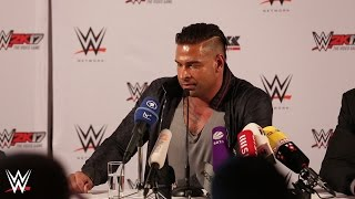 Tim Wiese bei WWE LIVE in Frankfurt: Highlights, 02. November 2016