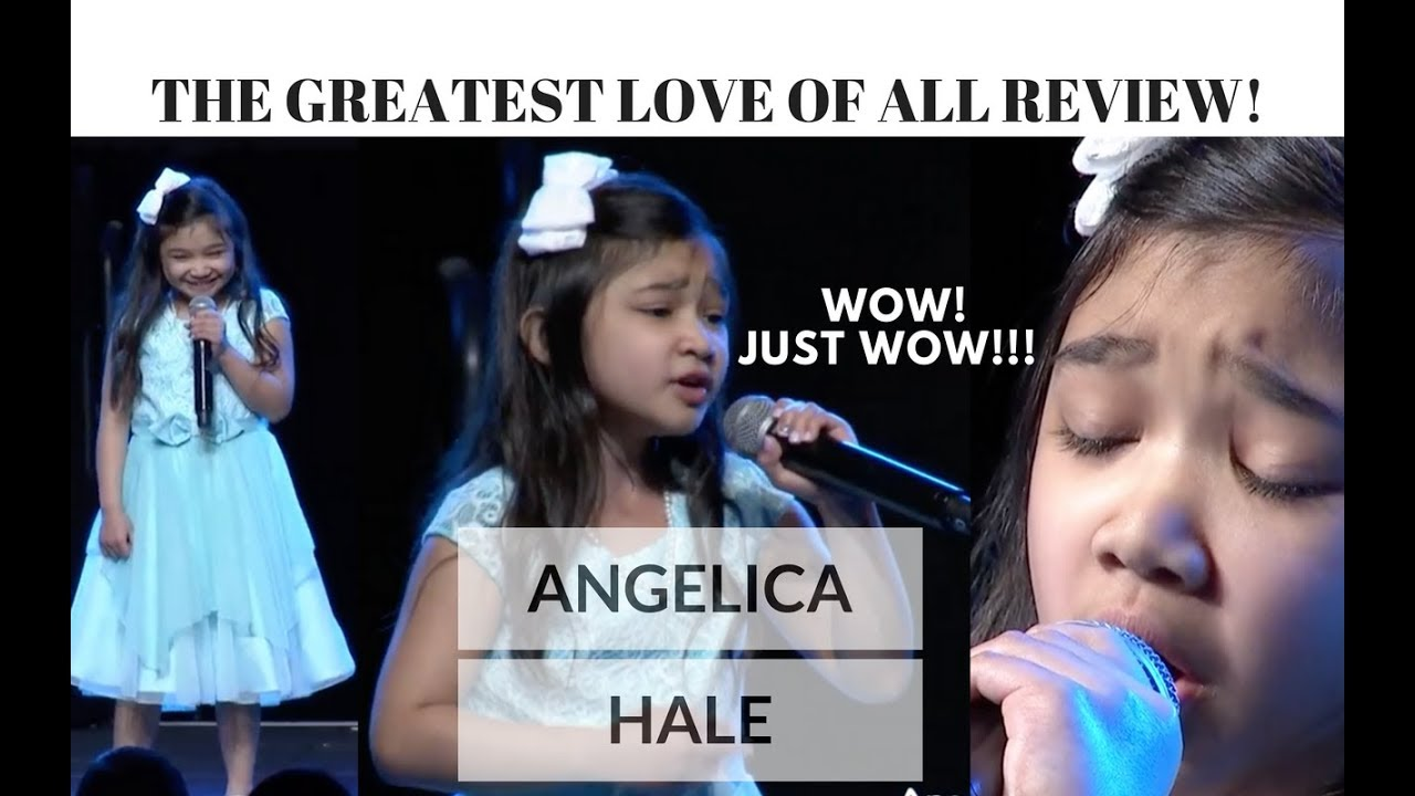 who sang the greatest love of all