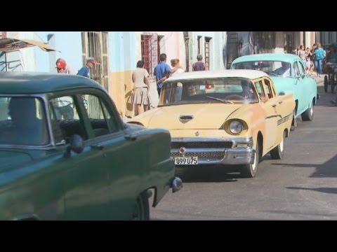 Congressional delegation in Cuba