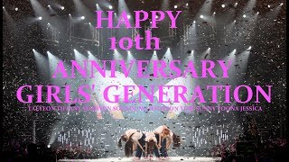 [SPECIAL VIDEO] GIRLS' GENERATION (SNSD) - 10TH ANNIVERSARY - Stafaband