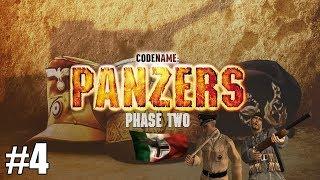 Прохождение Codename: Panzers Phase Two [Ось] ( Операция ''Боевой Топор'' ) #4
