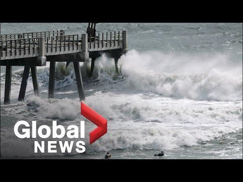 Hurricane Isaias expected