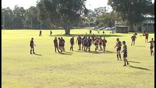 2014 Kalamunda Rugby 2nd Grade v Wests