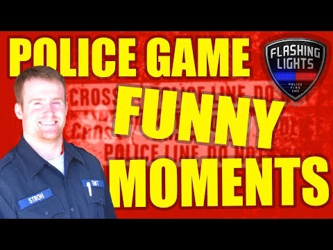 EMS FUNNY MOMENTS! - Flashing Lights Multiplayer Gameplay - Police/Emergency Services Sim |