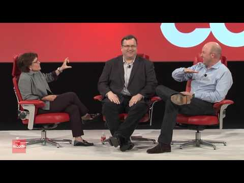 Full interview: Marc Andreessen and Reid Hoffman, Co-Founder of LinkedIn | Code 2017