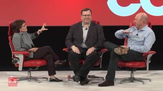 Full interview: Marc Andreessen and Reid Hoffman, Co-Founder of LinkedIn | Code 2017 thumbnail