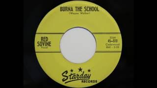 Red Sovine - Burna The School (Starday 510) YouTube Videos