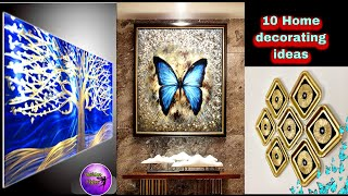 ❣️10 Home Decorating Ideas❣️| Craft Ideas | Art And Craft |  Fashion Pixies
