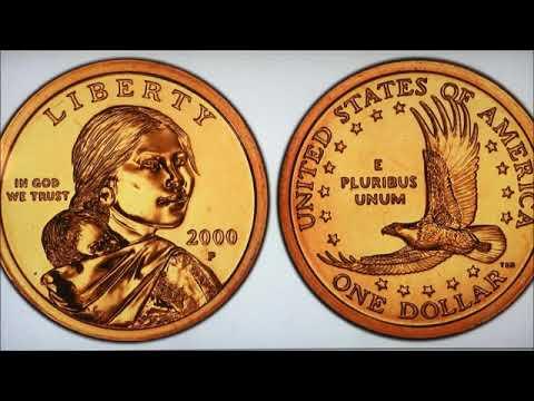 ERRORS & VARIETIES OF SACAGAWEA & NATIVE AMERICAN DOLLARS. RARE DOLLAR COINS TO LOOK FOR!