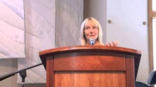 "Happy Oasis Sermon ""Bliss Conscious Communication"" Unity of Ashland, Oregon Sept 23, 2012, Part 1"