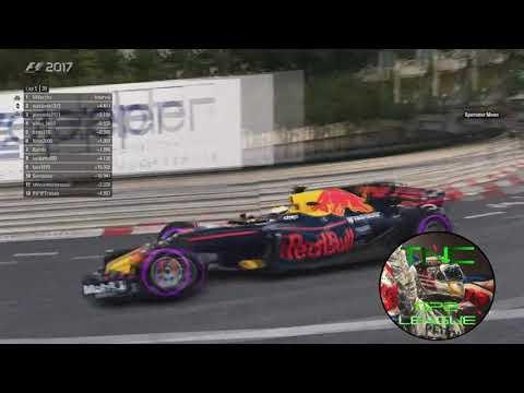 Trans Nation Challenge GP2 League   Round 6 the Monaco GP