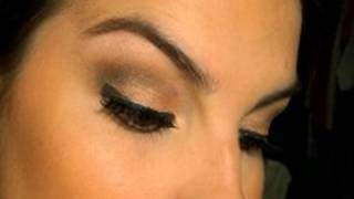 Peach & Brown Eyeshadow Tutorial