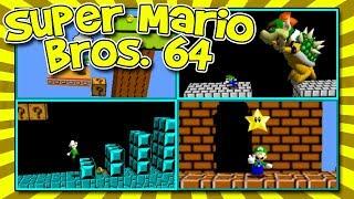 Super Mario Bros. Remade in Super Mario 64 | Part 1
