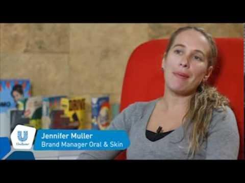 Jennifer Muller, Brand Manager Oral & Skin   Unilever Chile