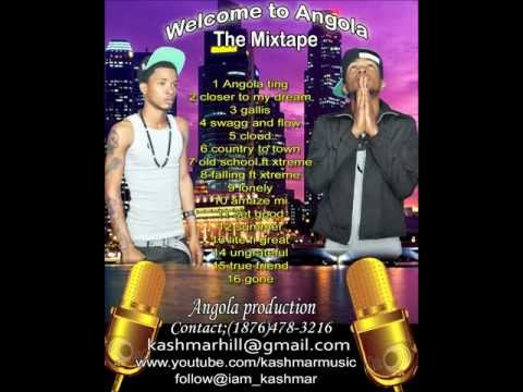kashmar-welcome to angola the mixtape