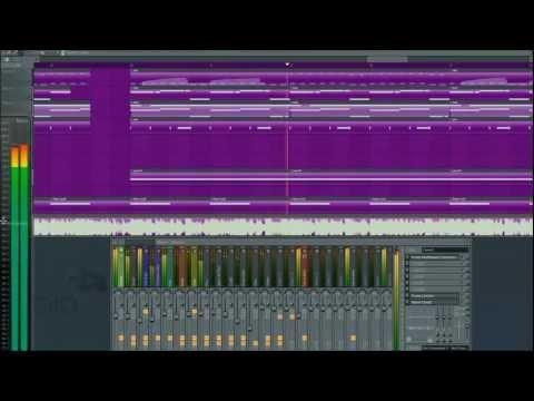 Meek Mill feat. Rick Ross - Tupac back (FL Studio remake) [flp]