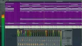Meek Mill feat. Rick Ross - Tupac back (FL Studio remake) [flp]