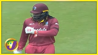 Chris Gayle 'Universe Boss'   TVJ Sports Commentary - Oct 13 2021